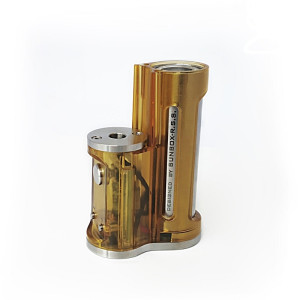 Mod Easy Side 60W Yellow Polished - Ambition Mods
